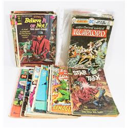 LARGE COLLECTION OF 25 CENT ESTATE COMICS