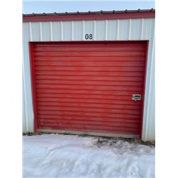 10X15 STORAGE UNIT IN STONY PLAIN