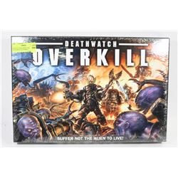 SEALED, WARHAMMER 40K DEATHWATCH OVERKILL