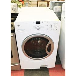 G & E FRONT LOAD WASHER