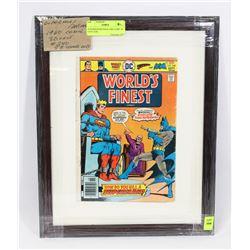 SUPERMAN/BATMAN 1960 COMIC 30 CENT #240.