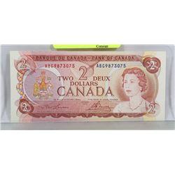 UNC 1974 CANADIAN $2 BILL
