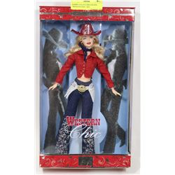 "BARBIE COLLECTORS EDITION ""WESTERN CHIC"" 2001"