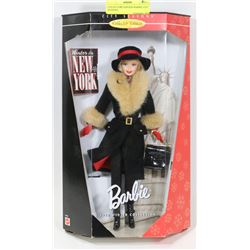 COLLECTORS EDITION BARBIE CITY SEASONS