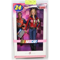 2006 BARBIE NASCAR #24 JEFF GORDON DOLL
