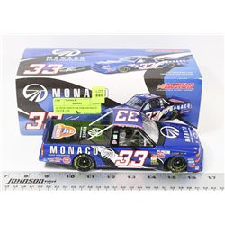 ACTION CHEVY SILVERADO RACE TRUCK 1:24