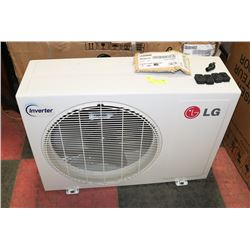 LG LAU096HV SINGLE SPLIT TYPE INVERTER.