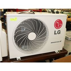 LG LSU091HSV3 SINGLE SPLIT TYPE INVERTER.
