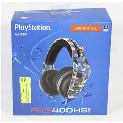 PLANTRONICS RIG400 CAMO VIDEO GAMING HEADSET