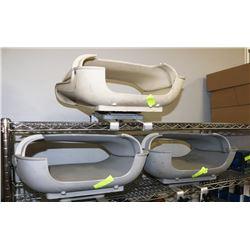 3 UNIVERSAL BOAT SEATS
