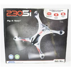 230SI READY TO FLY QUADCOPTER