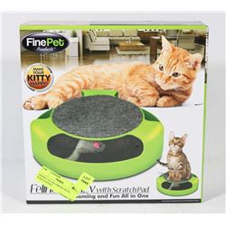 FINEPET FELINE FRENZY WITH SCRATCH PAD