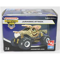 AMT ERTL MONSTER JAM JURASSIC ATTACK 1:25