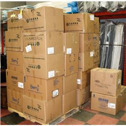 BOX OF NEW CLOTHING AND LIQUIDATION ITEMS X42