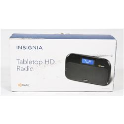 NEW INSIGNIA TABLETOP HD RADIO