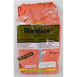 NATPRO NEOFLEX NEOPRENE COATED NYLON JACKET