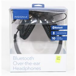 NEW INSIGNIA BLUETOOTH HEADPHONES