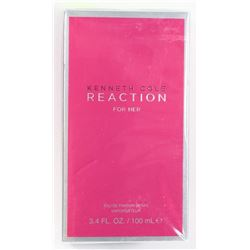 KENNETH COLE REACTION FOR HER 3.4 FL OZ