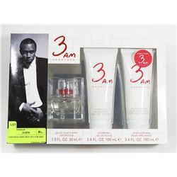 3 AM SEAN JOHN BOX SET FOR HIM