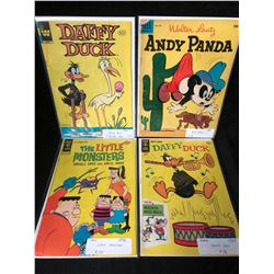 1950-80'S COMIC BOOK LOT (DAFFY DUCK/ ANDY PANDA...)