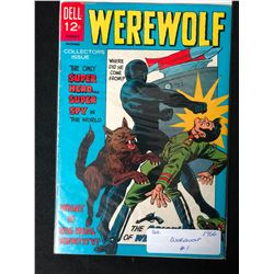 1966 WEREWOLF #1 (DELL COMICS)