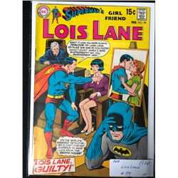 1970 LOIS LANE #99 (DC COMICS)