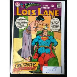 1970 LOIS LANE #98 (DC COMICS)