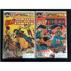 1980'S BILLY THE KID #147/ #140 (CHARLTON COMICS)