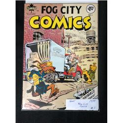 1977 FOG CITY COMICS #1 (STAMPART)