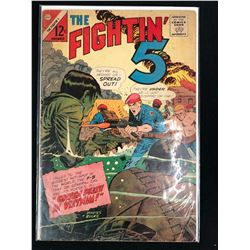 THE FIGHTIN' 5 COMIC BOOK (CDC)