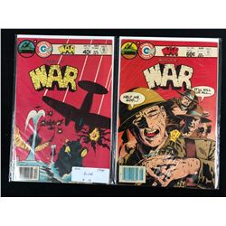 WORLD AT WAR #18/ #34 (CHARLTON COMICS)