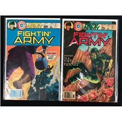 FIGHTIN' ARMY #164/ #135 (CHARLTON COMICS)