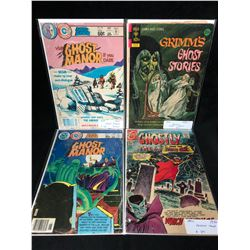 COMIC BOOK LOT (GHOST MANOR/ GHOSTLY TALES...)
