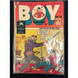 BOY #68 COMIC BOOK