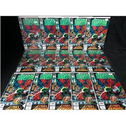 GREEN LANTERN #2 COMIC BOOK LOT (DC COMICS)