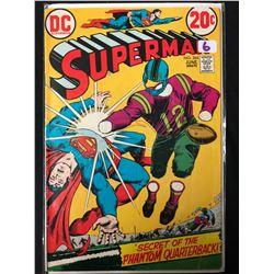 SUPERMAN #264 (DC COMICS)