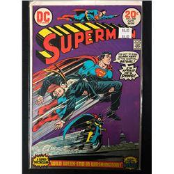 SUPERMAN #268 (DC COMICS)