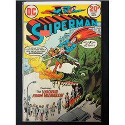 SUPERMAN #270 (DC COMICS)