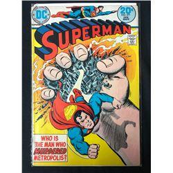 SUPERMAN #271 (DC COMICS)
