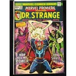MARVEL PREMIERE FEATURING DR. STRANGE #13 (MARVEL COMICS)