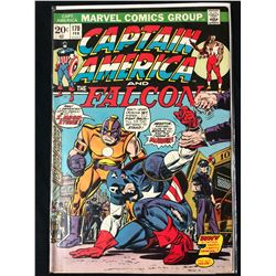 CAPTAIN AMERICA & THE FALCON #170 (MARVEL COMICS)