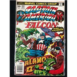 CAPTAIN AMERICA & THE FALCON #203 (MARVEL COMICS)