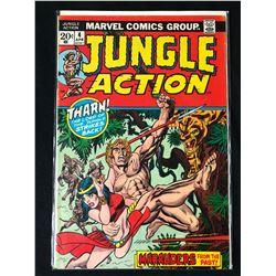JUNGLE ACTION #4 (MARVEL COMICS)