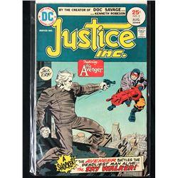 JUSTICE INC. #2 (DC COMICS)