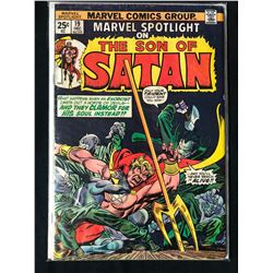 THE SON OF SATAN #19 (MARVEL COMICS)
