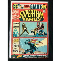 SUPERTEAM FAMILY #2 (DC COMICS) *GIANT*