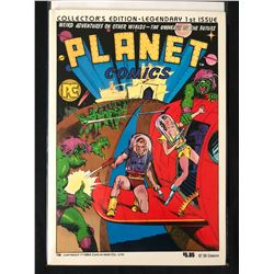 PLANET COMICS #1 (COLLECTOR'S EDITION)