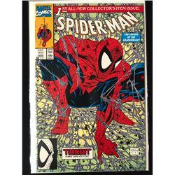 """SPIDER-MAN #1 (MARVEL COMICS) """"TORMENT"""" PART 1 OF 5"""