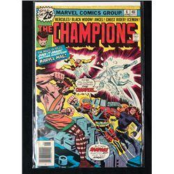 THE CHAMPIONS #6 (MARVEL COMICS)