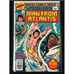 MAN FROM ATLANTIS #1 (MARVEL COMICS)